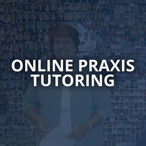 Online Praxis Tutoring